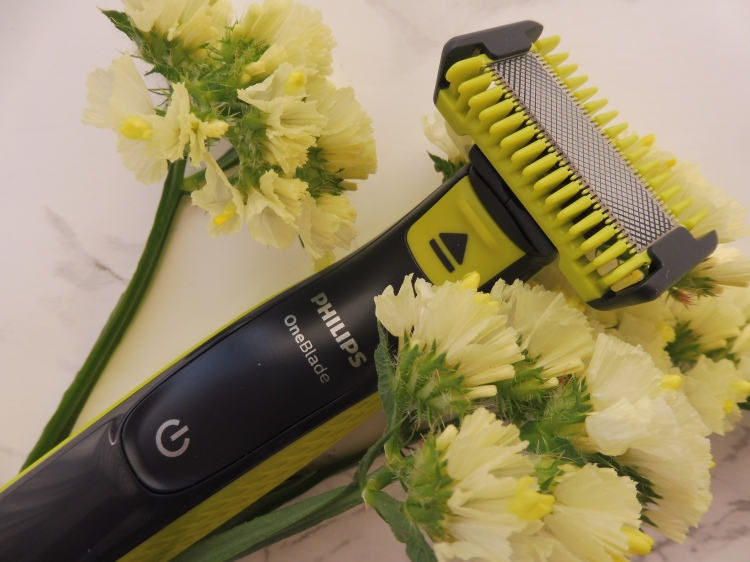 philips one blade hair and body review