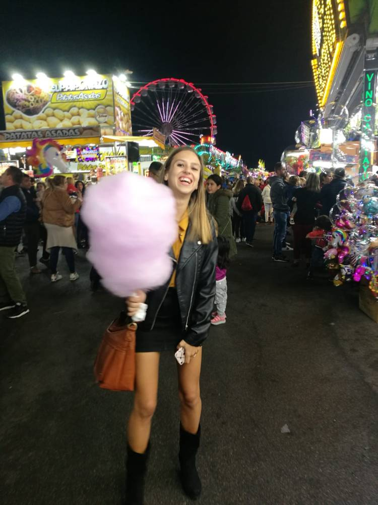 benidorm fair november fiesta