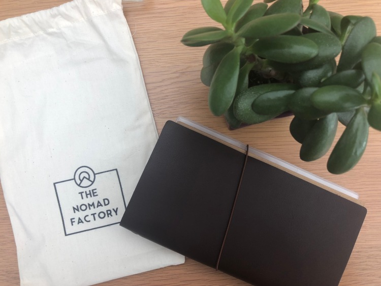 nomad factory review the bullet journal and plants