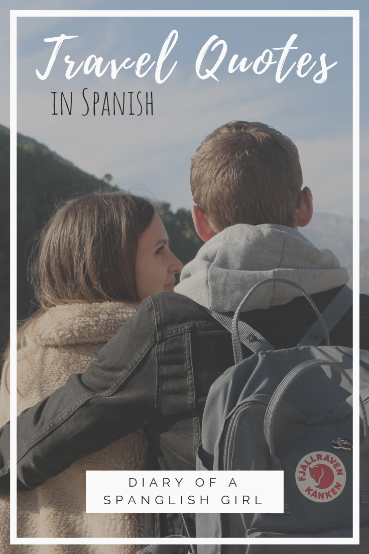 spanish quotes about travel