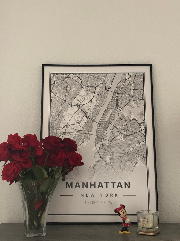 Mapiful map of Manhattan New York