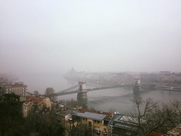 budapest travel guide buda castle view of the danube and chain bridge