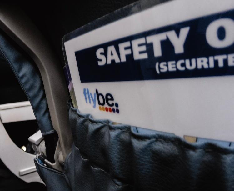 flybe safety edinburgh