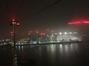 cable car over london