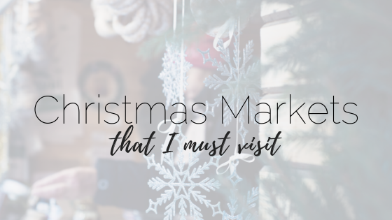 europe top 5 christmas markets
