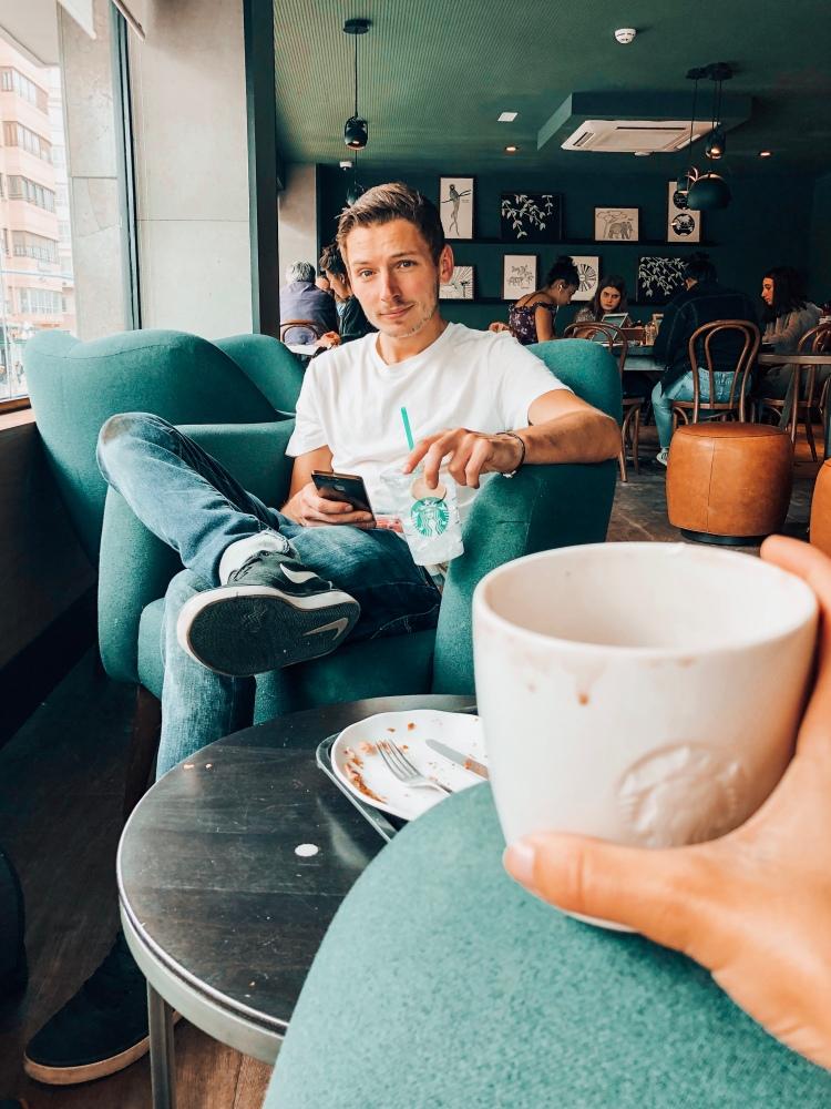 Starbucks Alicante guide travel blogger