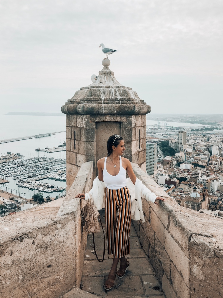 santa barbara castle, alicante travel guide