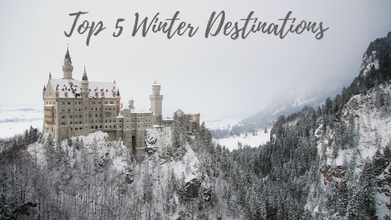 top 5 european winter destinations europe