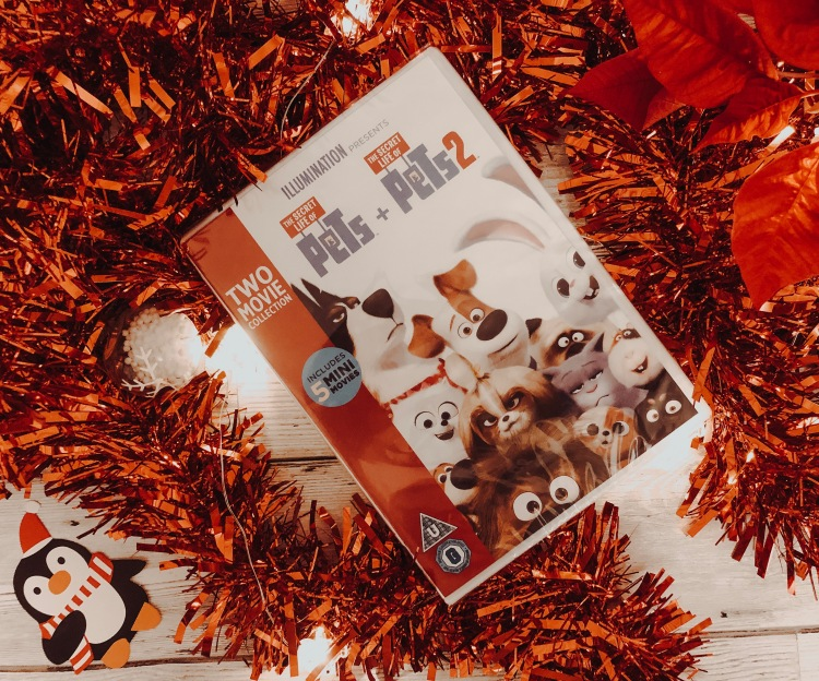 the secret life of pets boxset review