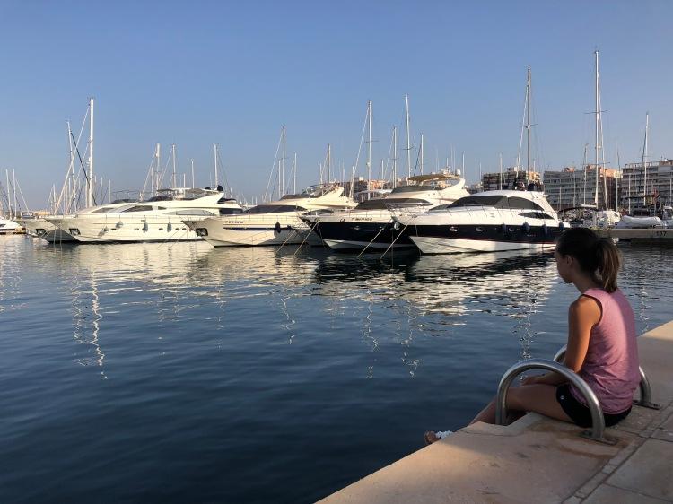 santa pola sailing club port beach costa blanca ports spain