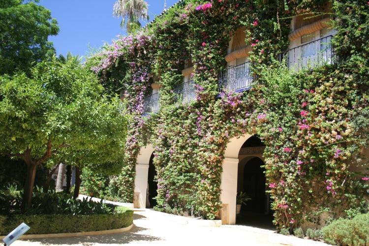 Palacio de las dueñas Seville Spain