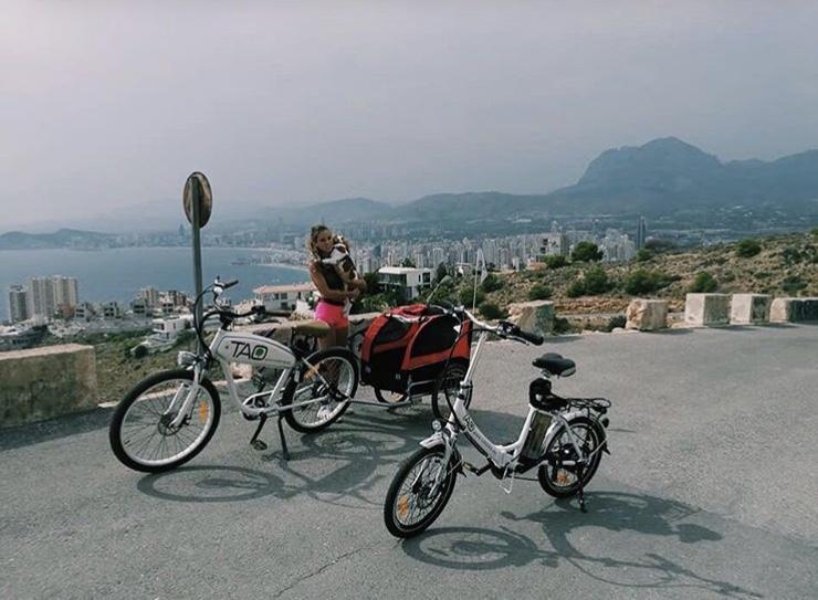 tao bikes in benidorm