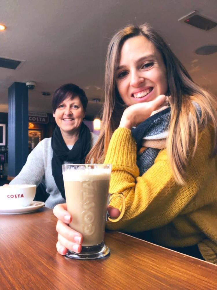 costa coffee jurys inn edinburgh