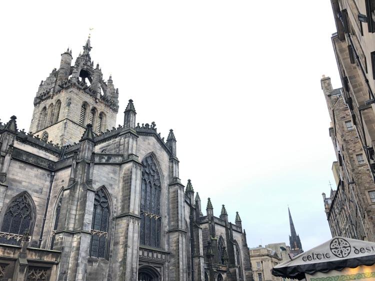 scottish castle church architecture