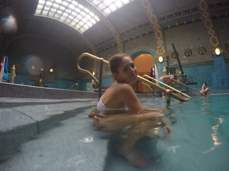Gellért spa budapest travel guide