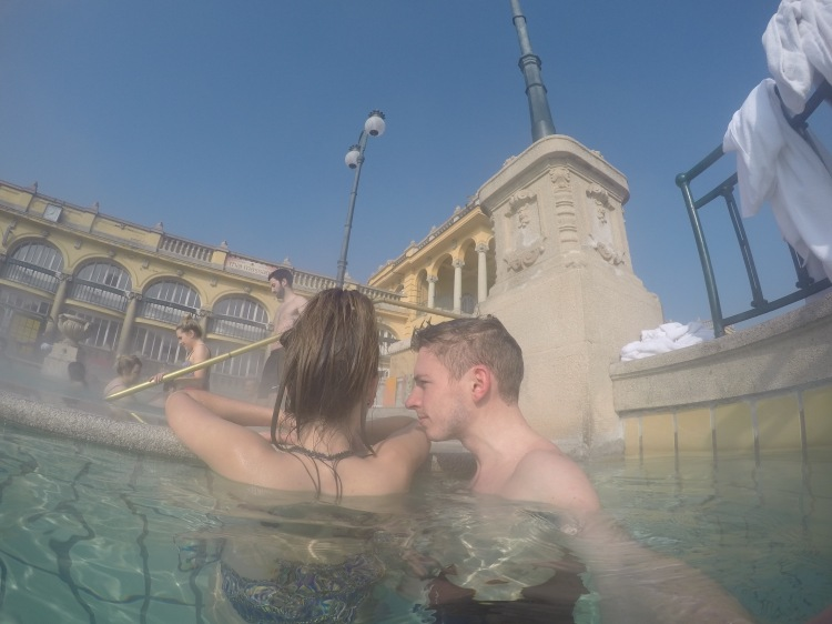 budapest travel guide Szechenyi spa valentines travel