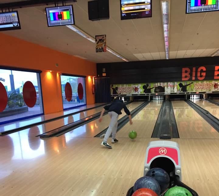 bowling cc la marina