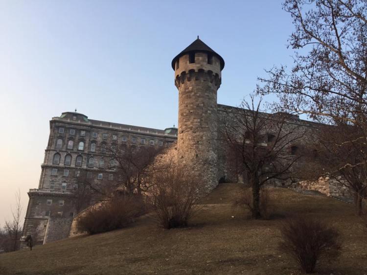budapest travel guide buda castle view