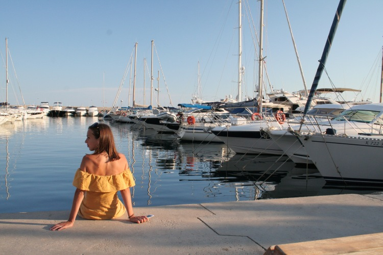 top 10 ports on the costa blanca at santa pola luxury travel