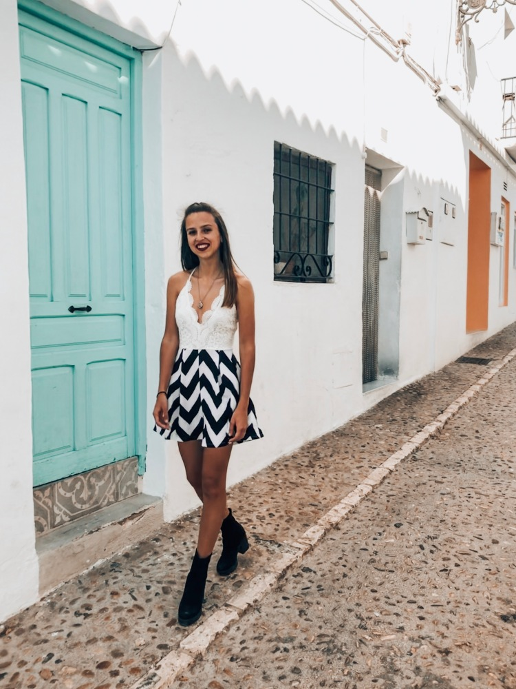 instagrammable street spain altea