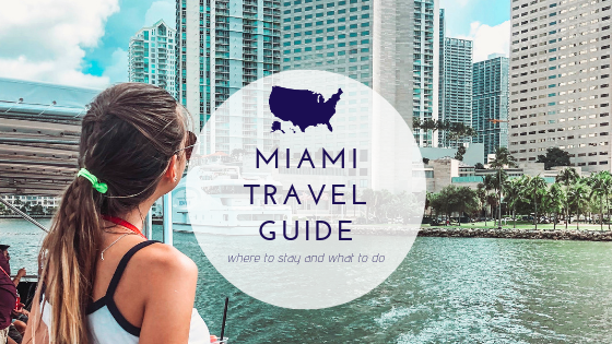 miami travel guide where to stay and what to do