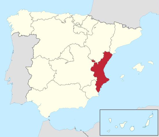 Valencian community closes its borders