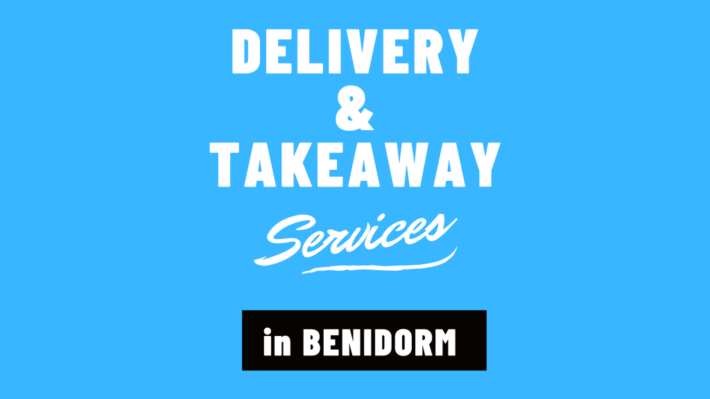 takeaway services in benidorm